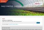 Image link to Gale Gardening & Horticulture