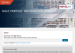 Image link to Gale Information Science